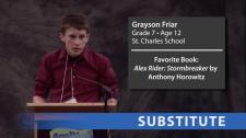 Monroe County Spelling Bee 2014