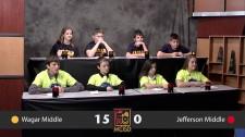 7th Grade Quiz Bowl 2014