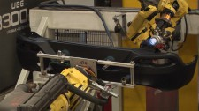 Robotics at Magna TEAM Systems