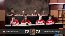 MCES Bedford 6th Grade quiz bowl 2015