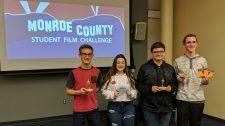 Student Film Challenge winners