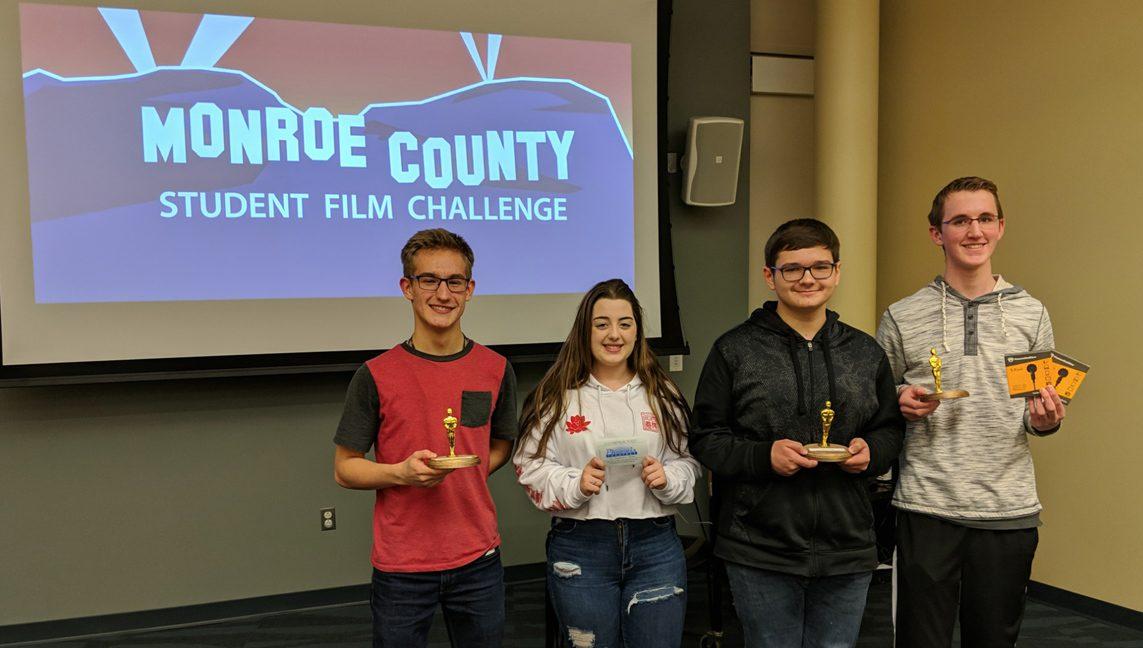 Monroe County Student Film Challenge 2019