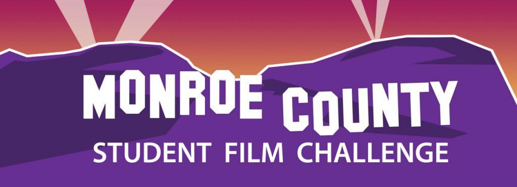 Monroe County Student Film Challenge logo